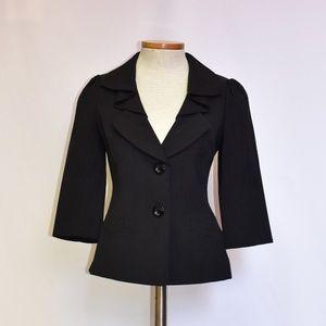 Classiques Entier Graphite Blazer Jacket sz 0